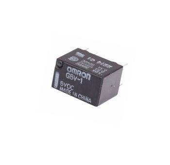 10Pcs 5V G5V-1-5VDC Signal Relay 6 PINs for Omron Relay