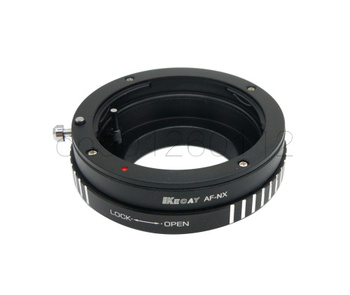 AF-NX Adapter ring Lens Adapter Ring for Minolta AF Mount Lens to for Samsung NX NX5 NX10 NX11 NX100 NX200 Mount Camera