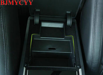 BJMYCYY Car accessories Car central Armrest box Car-styling For Jaguar F-Pace X761