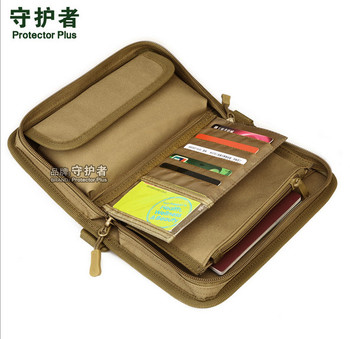 Protector Plus A013 Outdoor Sports Bag Hand Bag Camouflage Nylon Tactical Military Molle EDC Pouch Mobile Pack Wallet