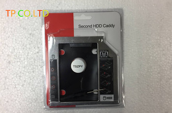 9.5 MM 2nd HDD SSD Kietąjį Diską Caddy Adapteris ASUS X550 X550CA X550CC X550VC X550VB DA-8A5SH