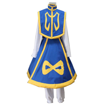 2017 HUNTER x HUNTER Kurapika Cosplay Kostiumas