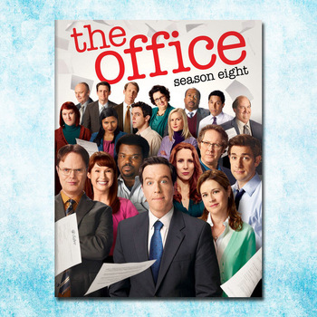 The Office Hot TV Series Art Silk Canvas Posters 13x18 20x27 inch Picture For Room Decor (more)-5