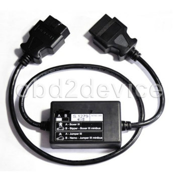 Price Diagnostic Interface OBD2 Extension Cable For Lexia3 PP2000 S.1279 Cable Adapter