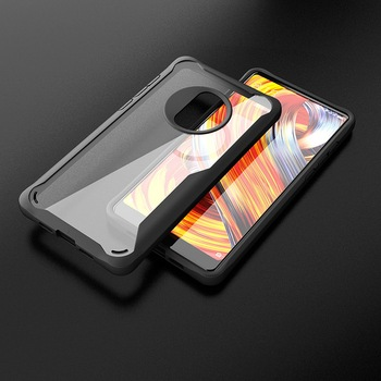MLLSE For Xiaomi Mi Mix 2 2 in 1 Soft TPU + HD Transparent PC Shockproof Phone Back Cover For Xiaomi Mix2 5.99