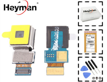 Heyman Flex Cable for Samsung Galaxy Note 4 SM-N910/N910A/N910V/N910P/N910T/N910F/N910R4/N910W8 big Rear Facing Camera