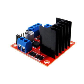 5pcs/lot L298N motor driver board module L298 for stepper motor smart car robot