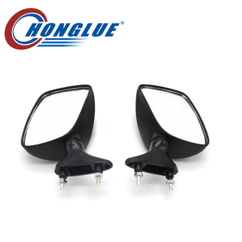 Honglue Motorcycle mirror Rearview Mirror Side Mirror For Yamaha TZM150 TZR150 TZR250 3XV FZR400