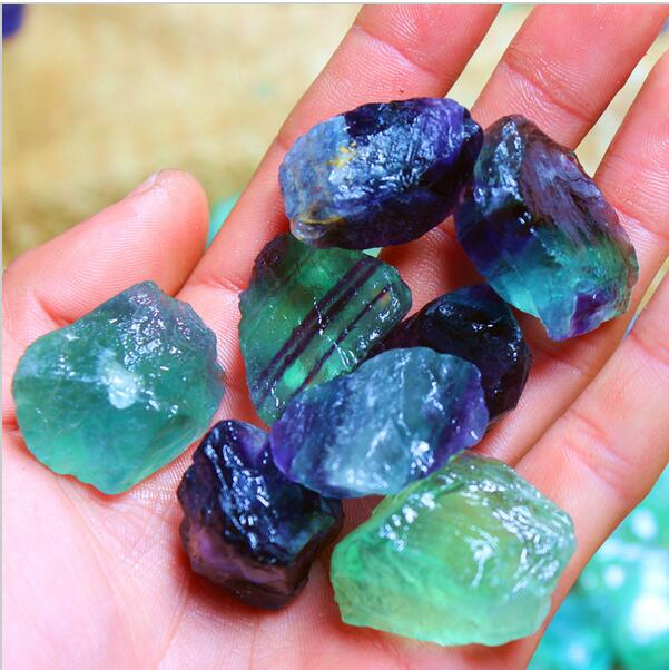 Natural crystal bruiachite nunatak green fluorite nunatak decoration multicolour bruiachite crystal